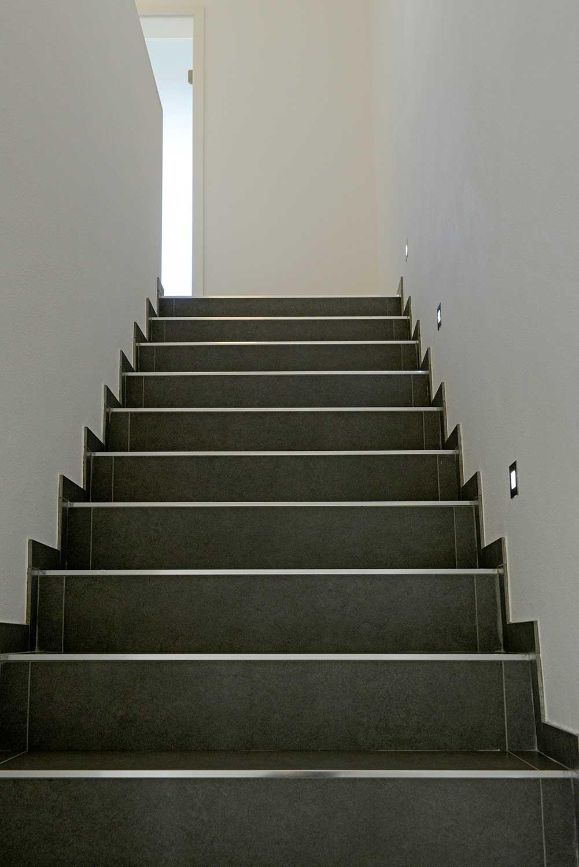 Treppe vom Architekten in Freising