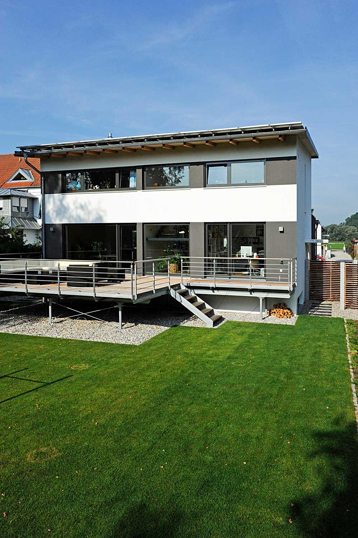 Haus in Freising von Herzog Architektur